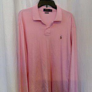 Men's Ralph Lauren Polo long sleeve shirt XL